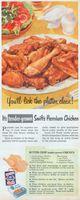 Swift's Premium Chicken Recipe 1950 Ad Picture