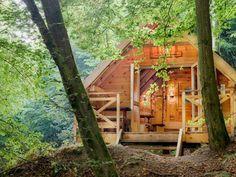 Cabin Norvégienne + north bath - 24 m²