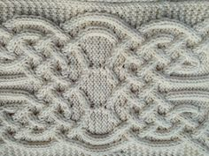 Nennir Cowl By Lucy Hague - Free Knitted Pattern - (ravelry)