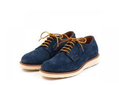 red wing postman blue - Google Search