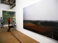 Gerhard Richter, Panorama @ Pompidou Központ (28)
