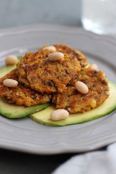 geballte Nährstoffe durch Süßkartoffel, Quinoa, Avocado und Bohnen
