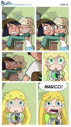 31 Marco?!