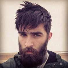 theavenuepost: Chris John Millington The Avenue Post I Love Beards, Great Beards, Beard Love, Awesome Beards, Epic Beard, Sexy Beard, Moustaches, Hairy Men, Bearded Men