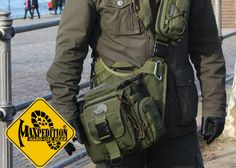Military1st: Maxpedition Jumbo Versipack