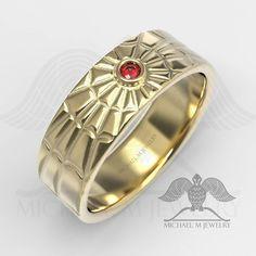 #Batmanring #batring #weddingband  #weddingday #goldring #silverring #geekgifts  #gift #freeshipping@Michaelmjewelry.com