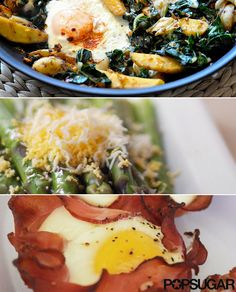 14 Incredible Edible Egg Recipes- AWESOME! IS all I can say about these- modify as needed!