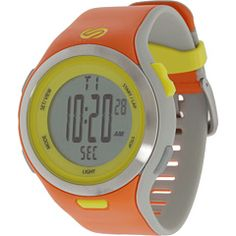 Distance doesn't faze you. In fact, your running shoes have racked up more miles than your car. Log each run with the Ultra Sole watch by Soleus®.