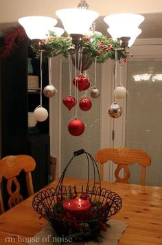 Best Indoor Christmas Decorating Ideas 2016 – I love Pink                                                                                                                                                                                 More