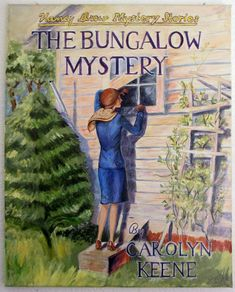 Nancy Drew. Inspiration for Model Under Cover. #ModelUnderCover