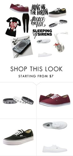 """""""BAND SMASH UP"""" by bandlover34 on Polyvore featuring Samsung, Vans and River Island"""