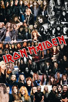 1000 Images About Up The Irons All Things Iron Maiden On