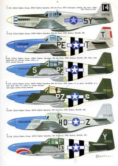 05 North American P-51B-C Mustang Page 29-960