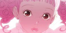 anime pink hair paradise kiss miwako sakurada