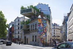 Will 'Parasitic Architecture' transform placemaking in cities?   Architecture and design news from CLAD