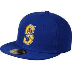 363e561c New Era Seattle Mariners Youth Royal On-Field 59FIFTY Performance Fitted Hat.  Seattle MarinersFan GearSnapbackBaseball HatsSweatshirtsFitnessSportsMlb Youth