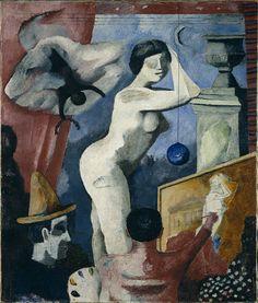 Rufino Tamayo - Academic Painting  www.artexperiencenyc.com