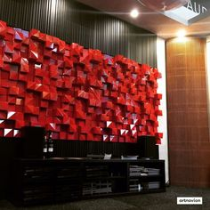 Red Alps Acoustic Panels from ISE 2016