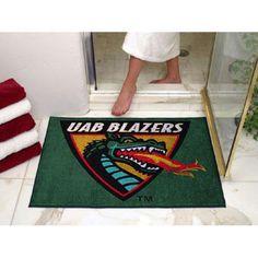 Alabama Birmingham Blazers NCAA All-Star Floor Mat (34x45)