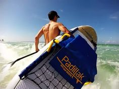 Padillak - Paddle Board and Kayak in One! project video thumbnail