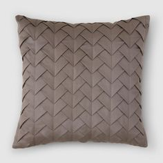 "Oake Peaks Decorative Pillow, 18"" x 18"" - Bloomingdale's Exclusive"
