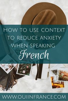 How to use context when speaking French - Leslie Ball - How to use context when speaking French When you're in France and need to converse with French people, all your classroom learning gets very real. Here's how to use context when speaking French. Learn French Fast, Learn To Speak French, French Teacher, Teaching French, French Language Learning, Foreign Language, French Flashcards, French Worksheets, Study French