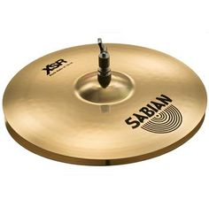 Crafted from pure SABIAN B20 Bronze using trickle-down technology from award-winning Evolution and X-Plosion cymbals, XSR delivers unpresendented sound and performance at a price designed to fit your cymbal budget.