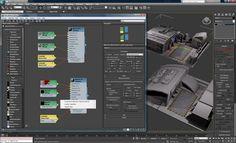 3Ds MAX 2011 Screenshots