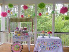 Sweet Shoppe Party #sweetsparty #cake