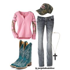 """turquoise"" by elizabethnae on Polyvore"