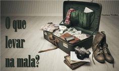 Fazer a mala pode tornar-se num verdadeiro pesadelo… encontrarão aqui algumas dicas e concelhos para facilitar essa tarefa :)