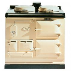 AGA 2 Oven Traditional Classic Edition Gas Cooker