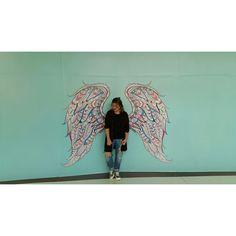 Nossas asas são internas que nos levam à qualquer lugar...