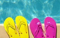 Nach Loipersdorf kommt der Sommer früher! Miller Sandal, Tory Burch, Flip Flops, Spaces, Fashion, Summer Recipes, Moda, La Mode, Fasion