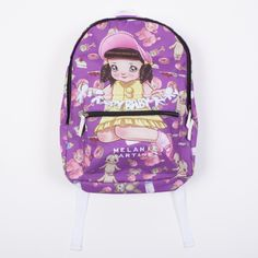 CRY BABY SUBLIMATED BACKPACK