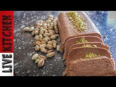 Ο Χαλβάς του Μπακάλη-(Χαλβάς με Ταχίνι)-Τraditional Tahini Halva-Live Kitchen - YouTube Vegan Vegetarian, Vegetarian Recipes, Greek Recipes, Kitchen Living, Asparagus, Biscuits, Tahini, Rolls, Sweets