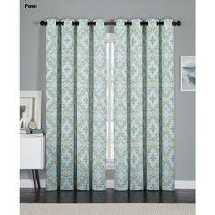 VCNY Mosaic Curtain Panel (Single Panel)