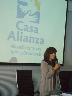 Nuestra Directora Nacional Sofía Almazán Argumedo