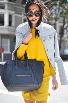 9to5Chic: Yellow