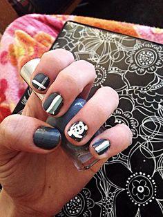 Sea turtle nails  #hawaii #seaturtle #turtle #nails #nailart #summer #winter #easynails #diy #nature