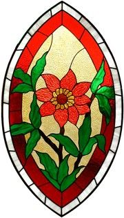 Stained Glass: Christmas