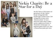 Nickis Charity: Be a Star for a Day