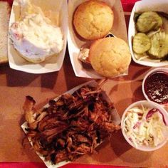 Mable's Smokehouse - a carnivore's dream