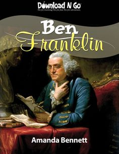 Ben Franklin Download N Go unit study/lapbook - great week-long learning adventure for grades K-4!