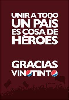 Gracias VINOTINTO