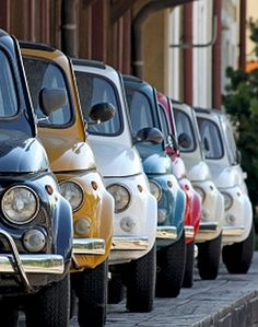 italiaanse sfeer Fiat 500 Car, Fiat 600, Fiat Cinquecento, Fiat Abarth, Vespa, Fiat 500 Lounge, Volkswagen, Automobile, Good Looking Cars