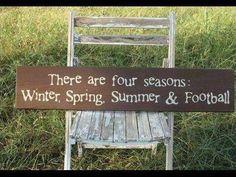Need to rewrite to Winter, Baseball, Summer & Football.