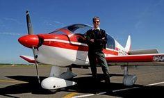 Baptême de l'air en avion sur la côte d'Opale pour 1 ou 2 personnes à 89 €: #MARCK 89.00€ au lieu de 158.00€ (44% de réduction)
