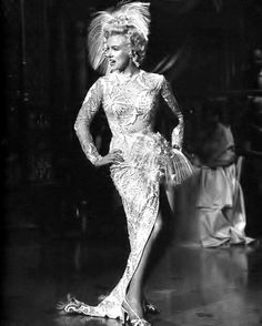 Marilyn Monroe in There's No Business Like Show Business, 1954.