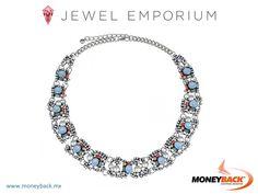 Jewel Emporium te trae las nuevas tendencias de moda en artículos de joyería, desde bufandas hasta relojes, aretes, anillos, collares y pulseras para hacerte destacar en la multitud. Compra en Jewel Emporium en México ¡y obtén un reembolso de impuestos para los turistas! #moneyback